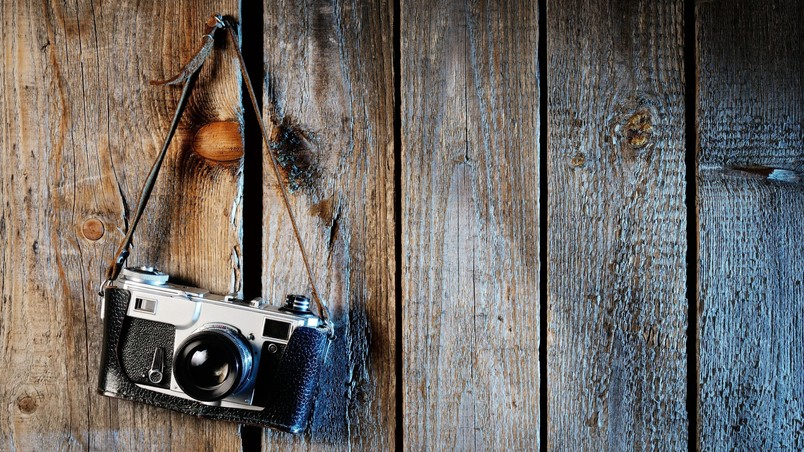 Vintage Photo Camera wallpaper