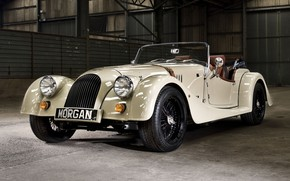 Stunning Morgan Roadster wallpaper