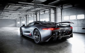 Jaguar C-X75 Hybrid wallpaper