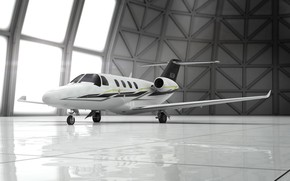 Private Jet wallpaper