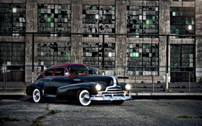 Superb 1947 Pontiac wallpaper