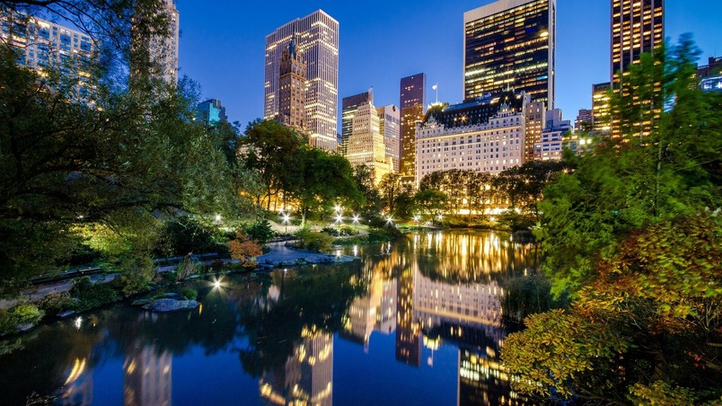 Central park new york hd wallpaper wallpaperfx for Sfondi desktop new york