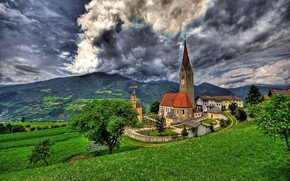 Saint Michael Church Brixen