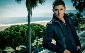 Jensen Ackles Shooting wallpaper