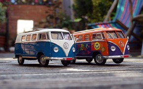 VW Campervans wallpaper