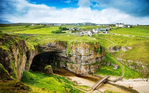Scotland Green Landscape