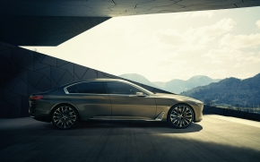Luxury BMW Vision Concept wallpaper