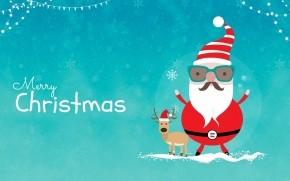 Really Cool Santa