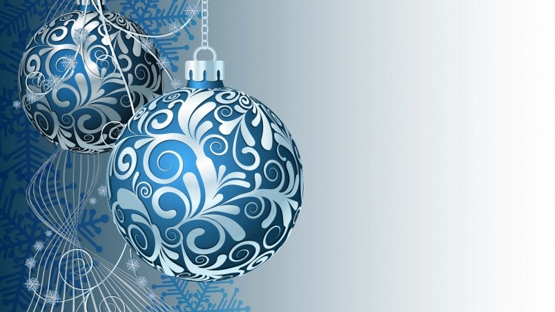 YouWall - Christmas World Globe Wallpaper - wallpaper,wallpapers ...