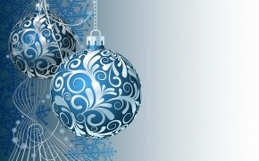 Gorgeous Ornaments for Christmas wallpaper