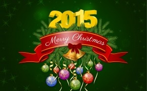 2014 Merry Christmas Poster