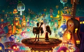 The Book of Life Film wallpaper
