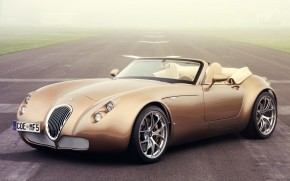 Roadster MF5 Wiesmann wallpaper