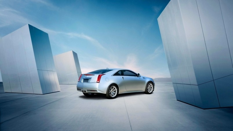 Gourgeous Cadillac CTS  wallpaper