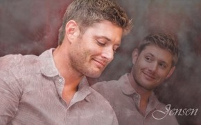 Jensen Ackles Cute Smile wallpaper