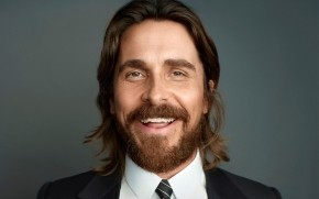Christian Bale in Suit wallpaper