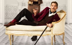 Mortdecai 2015 Movie wallpaper