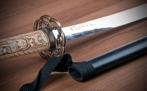 Katana Japanese Sword wallpaper