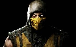 Mortal Kombat Yellow Scorpion