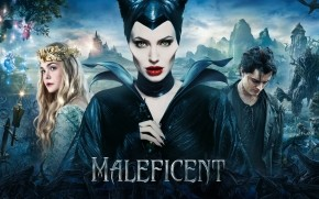 Maleficent Poster wallpaper