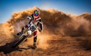 Motocross Racing wallpaper