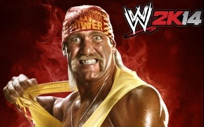 Hulk Hogan WWE2K14 wallpaper