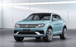 Volkswagen Cross Coupe GTE wallpaper