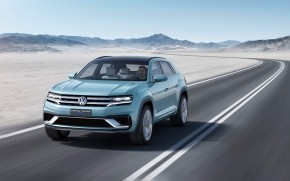 Volkswagen Cross Coupe wallpaper