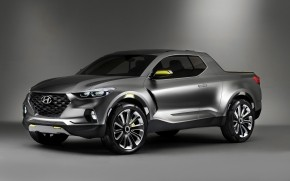 Hyundai Santa Cruz Crossover Concept wallpaper
