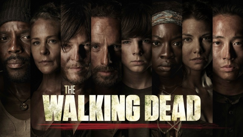 The Walking Dead Hd Wallpaper Wallpaperfx