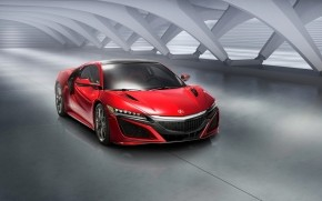 Acura NSX Static wallpaper