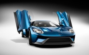 Ford GT Studio 2016 wallpaper
