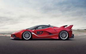 Ferrari FXX Static wallpaper