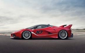 Ferrari FXX Static