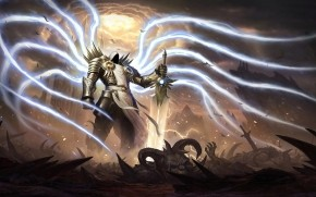 Diablo 3 Reaper of Souls Game wallpaper