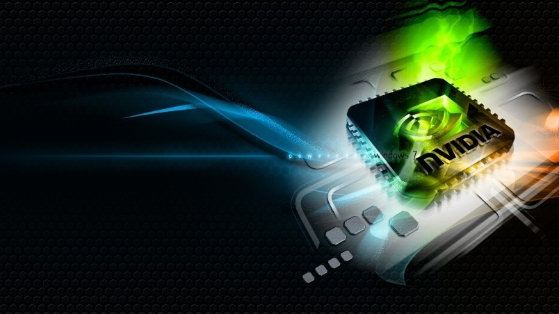 Hd Computer Wallpaper nVidia Windows wallpaper