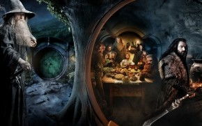 The Hobbit an Unexpected Journey 2012 wallpaper