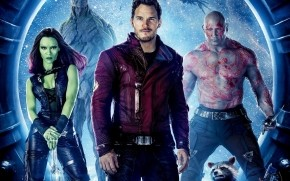 Guardians of the Galaxy Characters  wallpaper