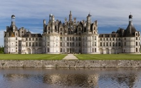 Loire Castles France wallpaper