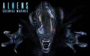 Aliens Colonial Marines Game wallpaper