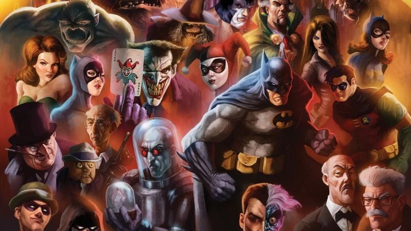 Dc comics characters hd wallpaper wallpaperfx - Dc characters wallpaper hd ...