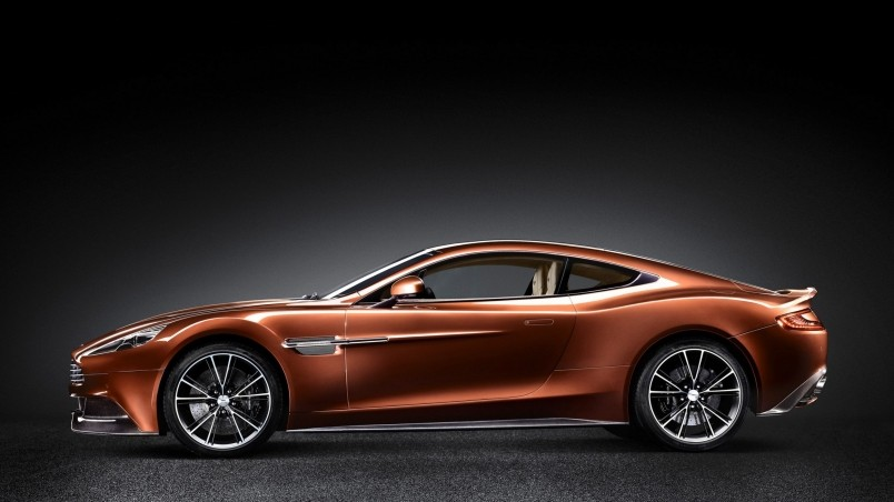Aston Martin AM 310 wallpaper