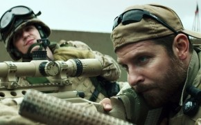 American Sniper Movie Scene wallpaper