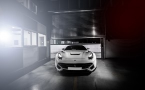 Ferrari f12 Berlinetta 2014 wallpaper