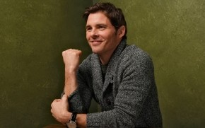 James Marsden Smile wallpaper