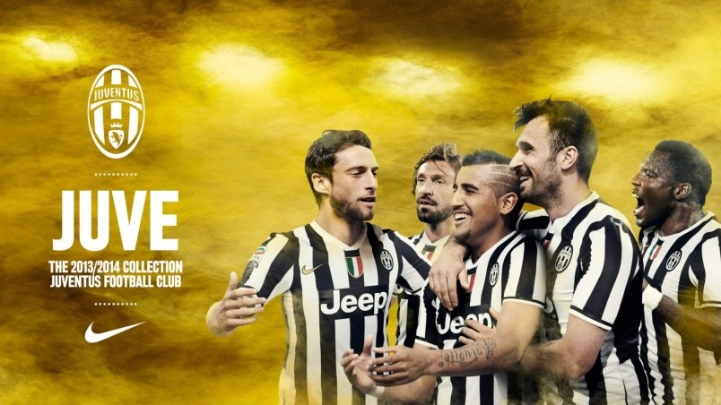 Juventus Happy Players wallpaper