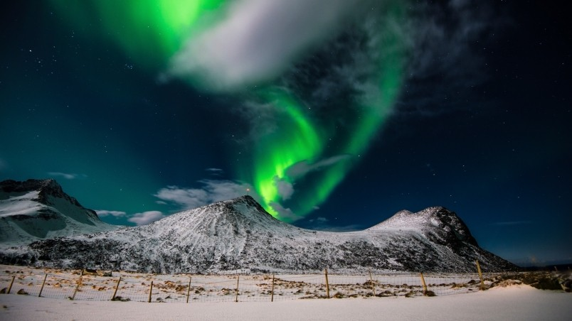 preview aurora borealis northern lights