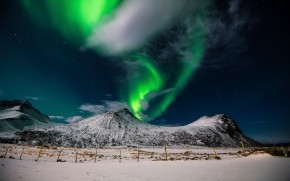 Aurora Borealis Northern Lights wallpaper