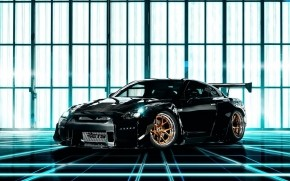 Nissan GT-R Tuning wallpaper