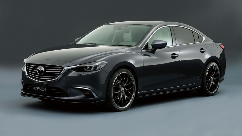 mazda atenza 2015 hd wallpaper   wallpaperfx